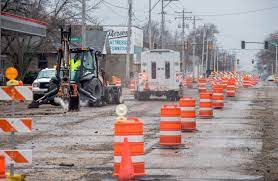 Construction In Peoria County