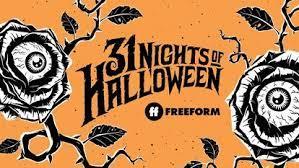 Freeforms 31 Nights of Halloween